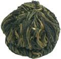 工芸茶の茶葉の形