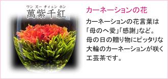 工芸茶の紹介1