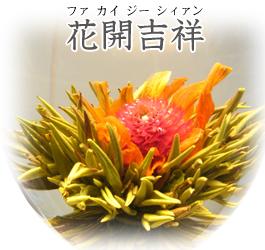 工芸茶の紹介